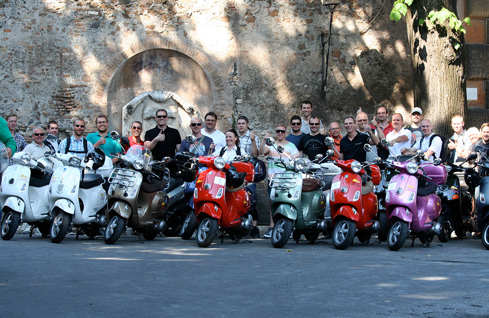 Rome Guided Tour Holiday