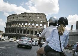 Veicoli - Visitare Roma in Vespa vacanze romane 1